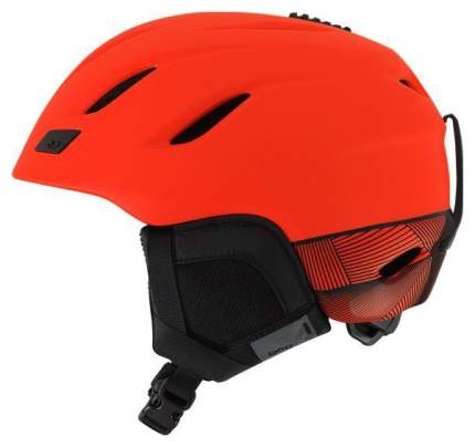 Горнолыжный шлем Giro Nine 2019, красный, M