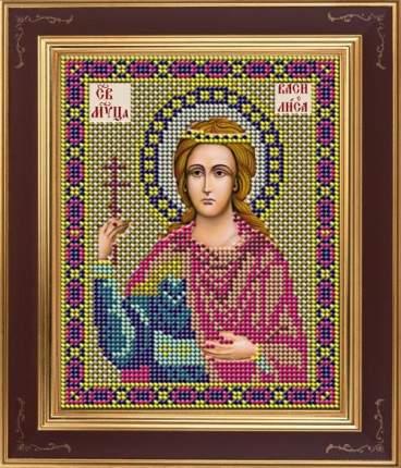 Вышивка бисером Galla Collection М271 Св.мученица Василиса 12х15 см