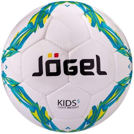Футбольный мяч Jogel Kids JS-510 №5 white/blue