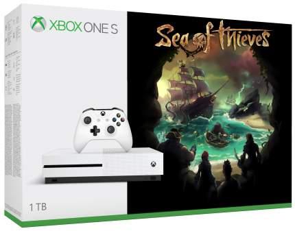 Игровая приставка Microsoft Xbox One S 1Tb 234-00334 White