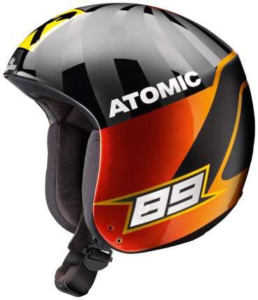 Горнолыжный шлем Atomic Redster Replica Marcel 2019, черный, M