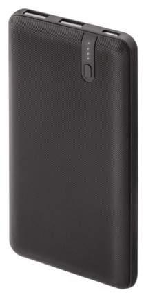 Внешний аккумулятор InterStep PB6PM 6000 мА/ч (IS-AK-PB6POLMIC-BLKB201) Black