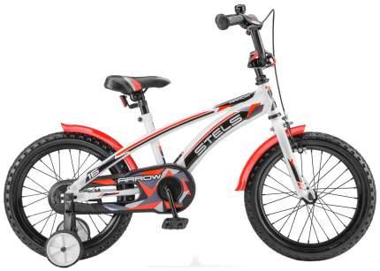 Велосипед STELS Arrow 16 (V020) белый/красный