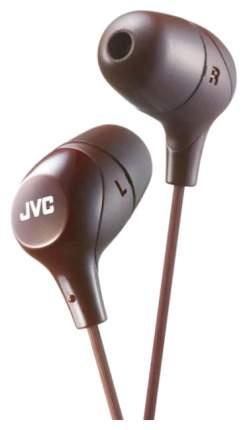 Наушники JVC HA-FX38 Brown