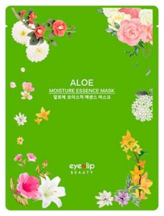 Маска для лица Eyenlip Aloe Moisture Essence Mask 25 мл