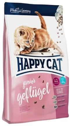 Сухой корм для котят Happy Cat Junior Geflugel, домашняя птица, 1,4кг