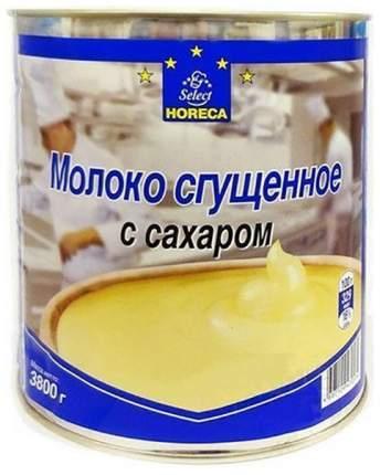 Молоко сгущенное Horeca 8.5% с сахаром 3800 г