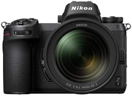 Фотоаппарат системный Nikon Z7+FTZ