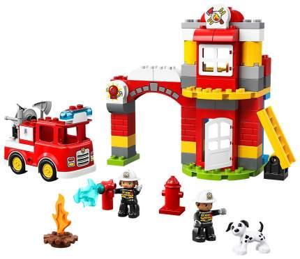 Конструктор LEGO Duplo 10903 Пожарное депо