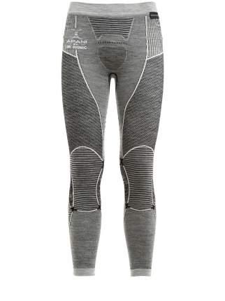 Кальсоны X-Bionic Apani Merino Fastflow Pants 2019 мужские серые/белые, S/M