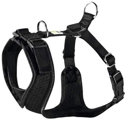 Шлейка для собак Hunter Manoa XS черный 92718