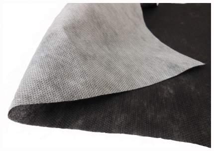 Мульчирующий материал Агротекс 80 черно-белый двухслойный 3х5 м