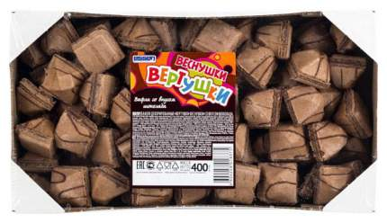 Вафли Веснушки-вертушки со вкусом шоколада 400 г