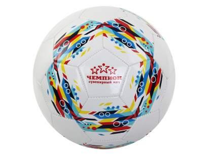 Сувенирный мяч Start Up Чемпион 2018 №5 white