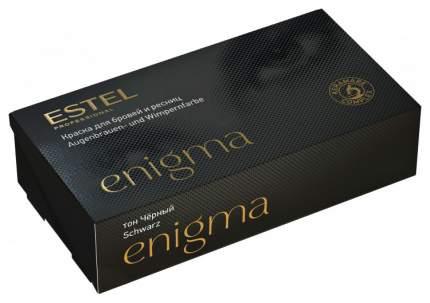Краска для бровей Estel Professional Enigma Черный