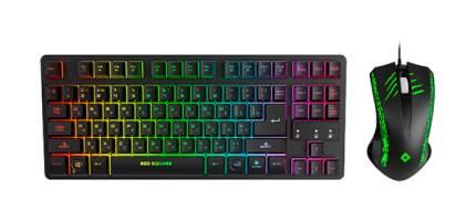 Комплект клавиатура и мышь Red Square Essential Combo RSQ-70001