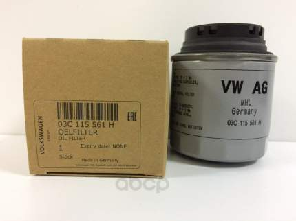Фильтр масляный VAG 03C115561H