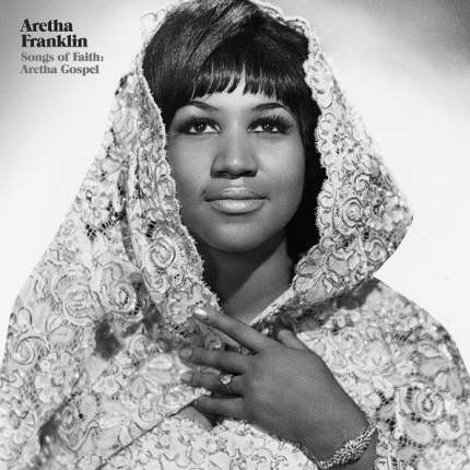 "Виниловая пластинка Aretha Franklin ""Songs Of Faith: Aretha Gospel"" (LP)"