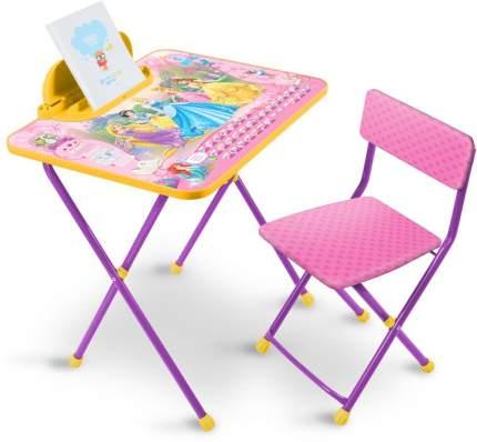 Комплект детской мебели Nika Disney 2 Принцесса Д2П