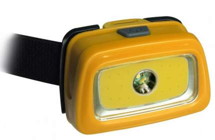 Туристический фонарь Космос H3WDS желтый, 3 режима