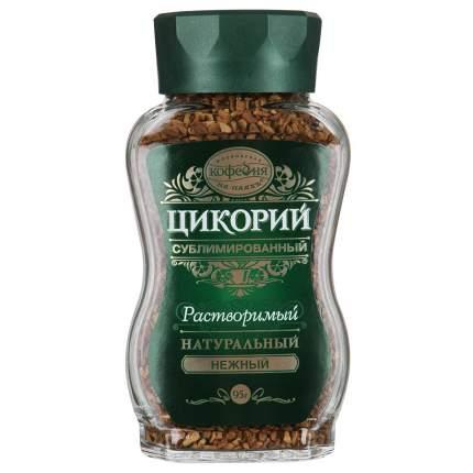 Цикорий Московская Кофейня на паяхъ нежный растворимый сублимированный 95 г