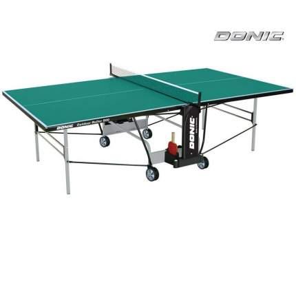 Теннисный стол Donic Outdoor Roller 800-5 зеленый, с сеткой