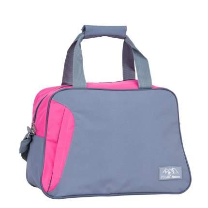 Спортивная сумка Polar П7071 розовая
