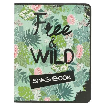 Free and wild, Smashbook