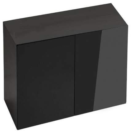 Тумба для аквариума Aquael Glossy 100, дерево, черная, 100 x 73 x 40 см