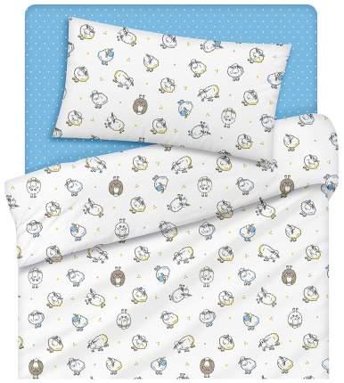 Комплект детского постельного белья Tatkraft Овечка Ламми 17818