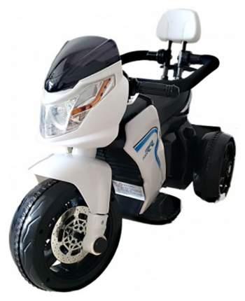 Детский электромотоцикл Jiajia HL-108-W Белый