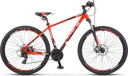"""Велосипед Stels Navigator 930 MD 29 V010 2019 18.5"""" неоновый красный/черный"""