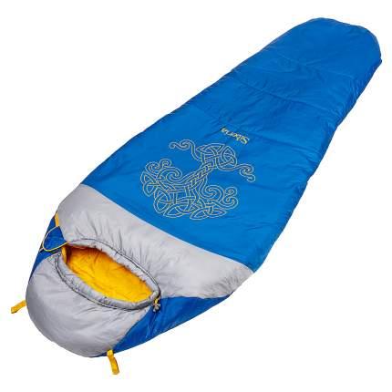Спальный мешок NOVA TOUR Сибирь -20 L V3, правый Цвет синий