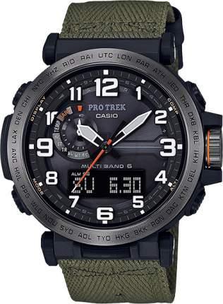 Наручные часы кварцевые мужские Casio Pro Trek PRW-6600YB-3E