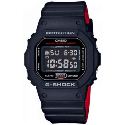 Спортивные наручные часы Casio G-Shock DW-5600HR-1E