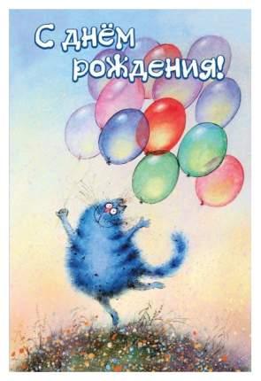 Открытка ND Play День рождения классический №6 273798