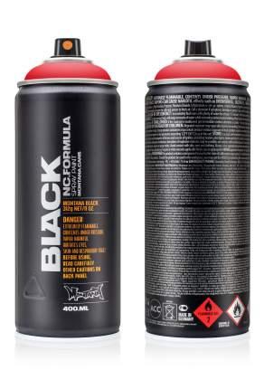 Аэрозольная краска Montana Black Code red 400 мл