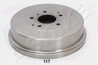 Тормозной барабан ASHIKA 56-01-117