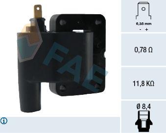 Катушка зажигания FAE 80315