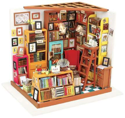 DIY HOUSE Конструктор DIY HOUSE Библиотека