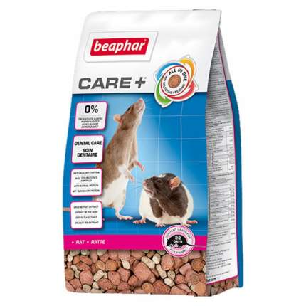 Корм для крыс Beaphar Care + 0.25 кг 1 шт