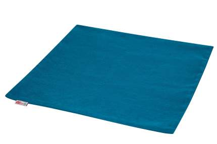 Чехол для подушки 43х43 см Hoff Морская волна