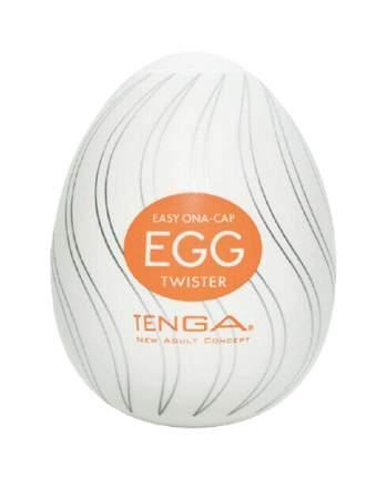 Мастурбатор-яйцо TWISTER