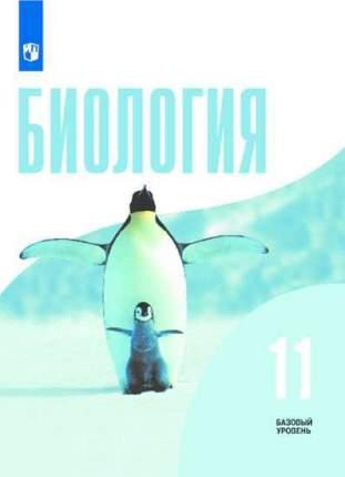 Беляев, Биология, 11 класс Базовый Уровень, Учебник
