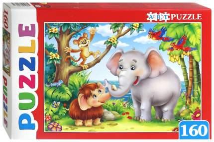 РЫЖИЙ КОТ Пазлы Artpuzzle. Сказка №93, 160 элементов ПА-4563