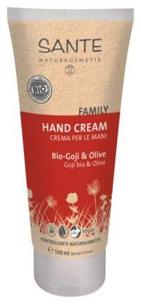 Крем для рук SANTE FAMILY Bio-Goji & Olive 42316 100 мл