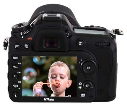 Фотоаппарат цифровой зеркальный Nikon D7100 Kit 16-85 VR Black