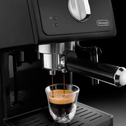 Кофеварка рожкового типа DeLonghi ECP 31.21