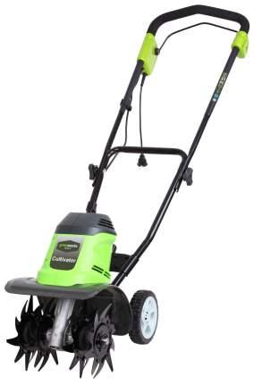 Электрический культиватор Greenworks GTL9526 950 Вт