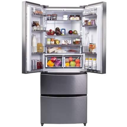 Холодильник Candy CCMN 7182IXS Silver
